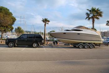 remorque 3 essieux pour bateau occasion pas cher 123 remorque. Black Bedroom Furniture Sets. Home Design Ideas