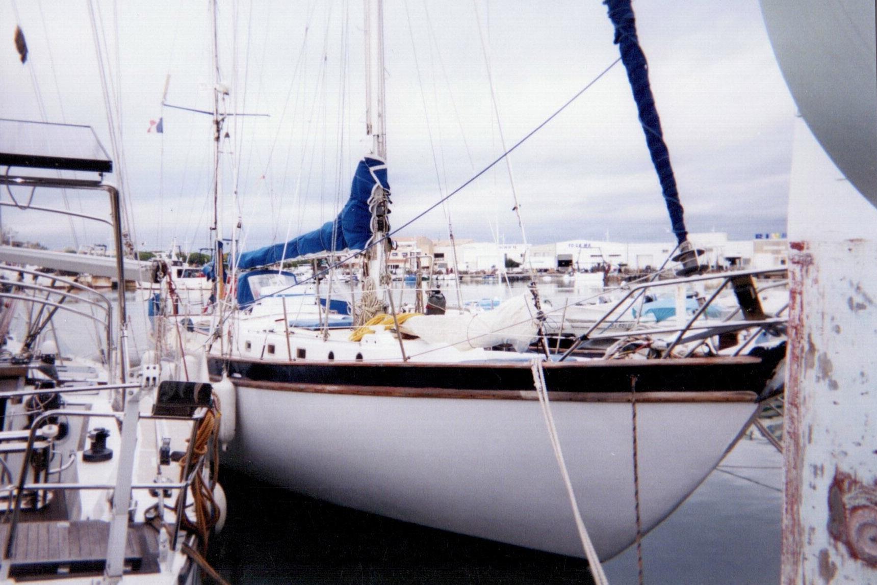 sloop chantier alves voiliers quillard